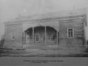 Церковь Богоявления Господня (старая) - Ловозеро - Ловозерский район - Мурманская область