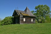 Часовня Иоанна Богослова - Климово - Старицкий район - Тверская область