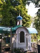 Часовня Тихвинской иконы Божией Матери на Никуличинском кладбище - Рязань - Рязань, город - Рязанская область