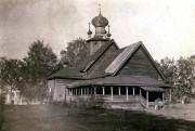 Церковь Димитрия Солунского (старая) - Дмитриевское - Краснобаковский район - Нижегородская область