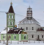 Липецк. Гурия, Самона и Авива (крестильная), церковь