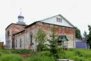 Церковь Димитрия Солунского - Кондратовская (Пучуга) - Верхнетоемский район - Архангельская область