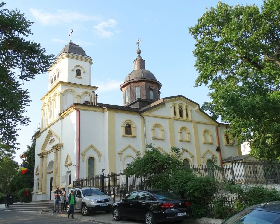 Румыния, Галац, Галац. Церковь Николая Чудотворца, фотография.