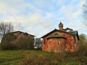 Великий Новгород. Воскресенский монастырь на Мячине