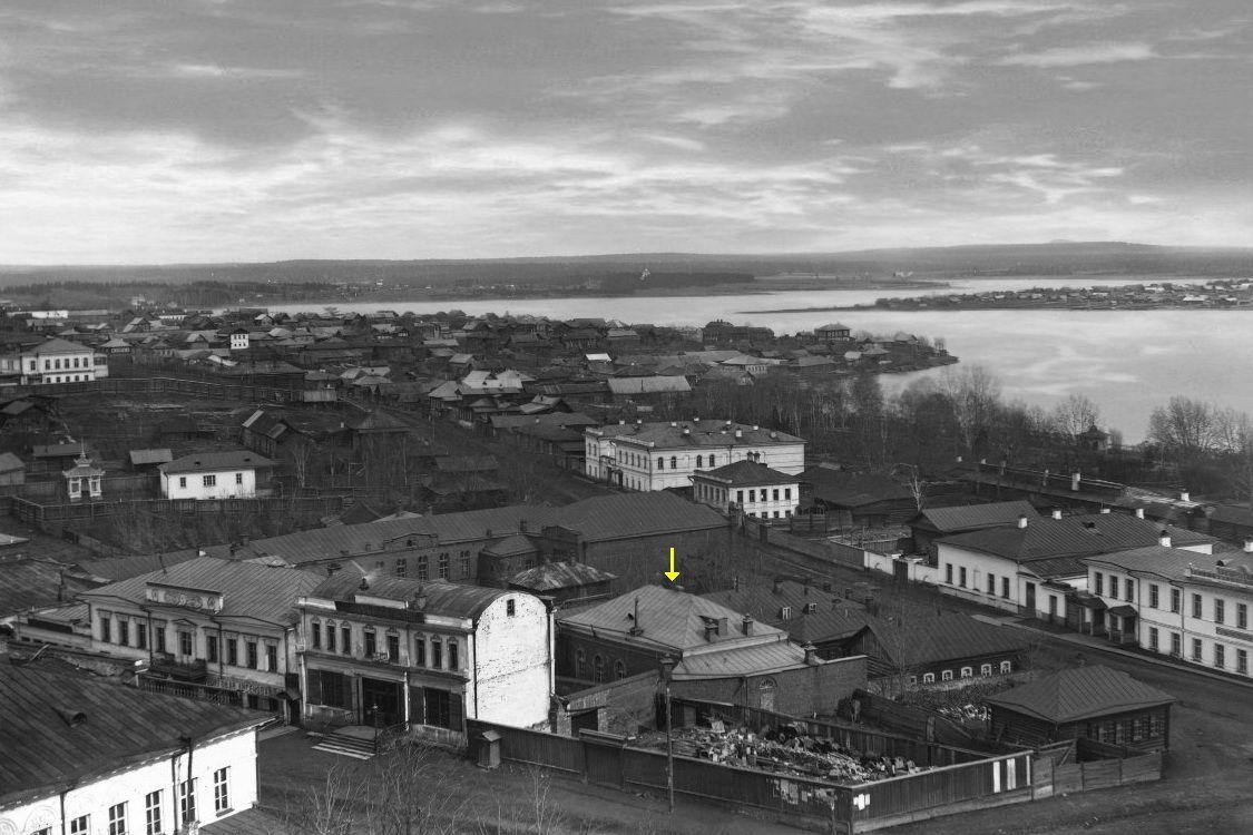 Церковь Покрова Пресвятой Богородицы (белокриницкая) в усадьбе купцов Аксёновых, Нижний Тагил