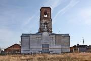 Церковь Василия Великого - Лебяжье - Далматовский район - Курганская область