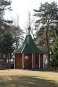 Часовня Георгия Победоносца - Боровая - Шадринский район и г. Шадринск - Курганская область