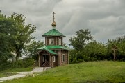 Часовня Матроны Московской - Рындино - Горшеченский район - Курская область