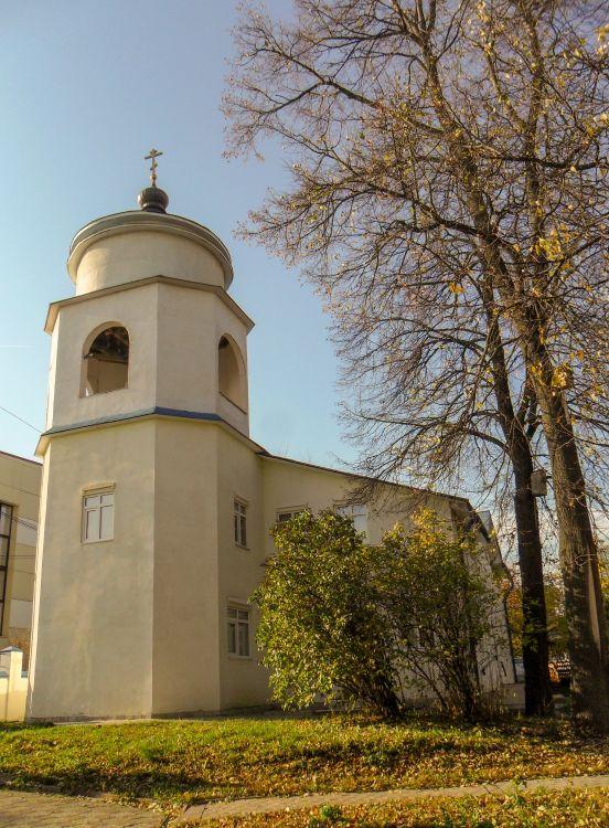 Церковь Новомучеников Алексия (Шарова) и Василия (Озерецковского), Молоково