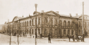 Домовая церковь Кирилла и Мефодия при бывшей Первой мужской гимназии - Оренбург - Оренбург, город - Оренбургская область