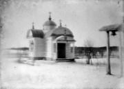 Часовня Троицы Живоначальной - Боровая - Шадринский район и г. Шадринск - Курганская область