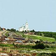 Церковь Иоанна Златоуста - Водолазово - Катайский район - Курганская область