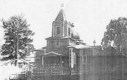 Церковь Николая Чудотворца (старая) - Большой Улуй - Большеулуйский район - Красноярский край