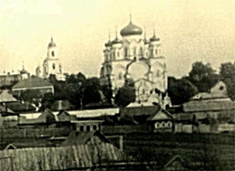 Тихоновский женский монастырь, Лукоянов