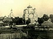 Тихоновский женский монастырь - Лукоянов - Лукояновский район - Нижегородская область