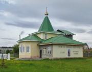 Церковь Николая Чудотворца - Никольское - Сысертский район (Сысертский ГО и Арамильский ГО) - Свердловская область