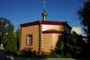 Храм-крестильня Богоявления Господня - Бишкек - Кыргызстан - Прочие страны