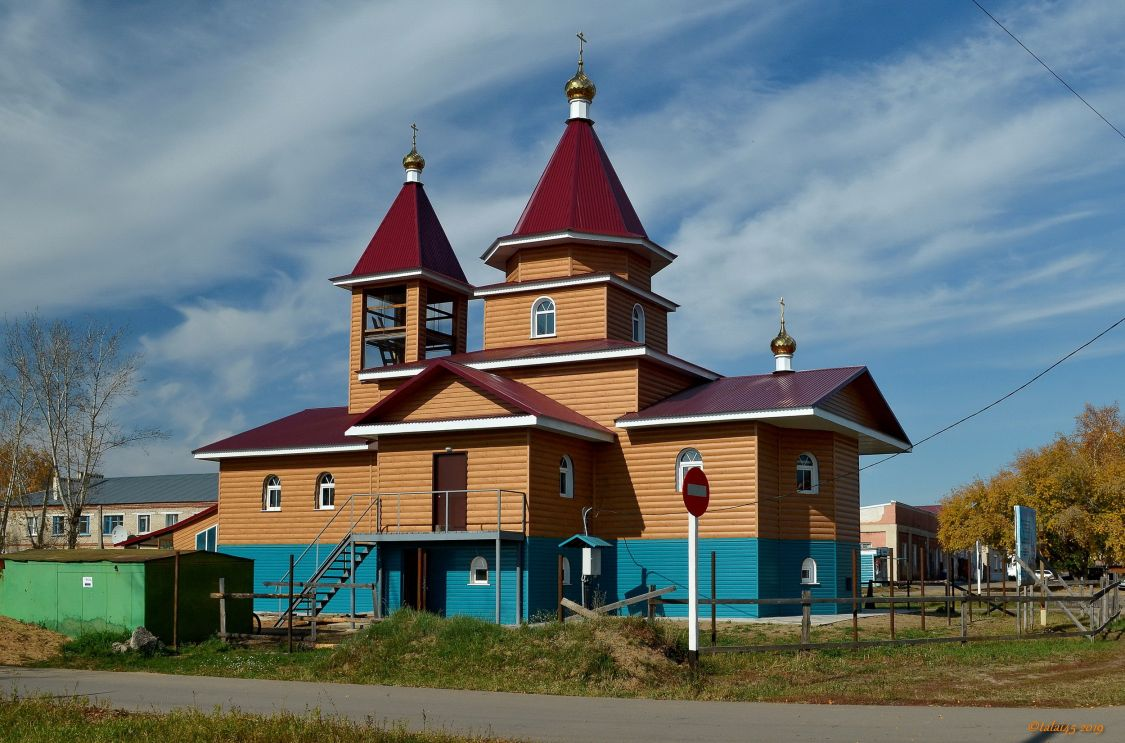 Церковь Михаила Архангела (новая), Михайловское