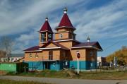 Церковь Михаила Архангела (новая) - Михайловское - Михайловский район - Алтайский край