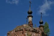 Церковь Воскресения Христова - Якшино, урочище - Солигаличский район - Костромская область