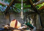 Неизвестная часовня - Ильинский Погост - Орехово-Зуевский городской округ - Московская область