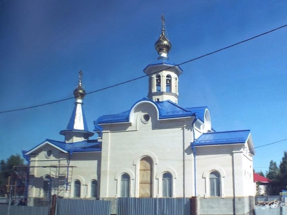 Церковь Рождества Пресвятой Богородицы, Уемский (Уйма)