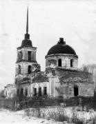 Церковь Рождества Пресвятой Богородицы - Горка (Комоневское) - Бабаевский район - Вологодская область