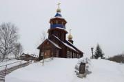 Мурмаши. Владимирской иконы Божией Матери, церковь