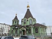 Заполярный. Троицы Живоначальной (новая), церковь
