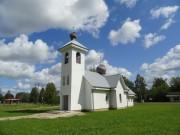 Церковь Георгия Победоносца - Виляны - Вилянский край - Латвия