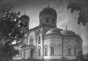 Свято-Сергиевский женский монастырь. Церковь Сергия Радонежского - Алексеевка - Базарно-Карабулакский район - Саратовская область