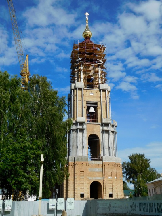 Костромская область, Кострома, город, Кострома. Собор Богоявления Господня в Кремле (новый), фотография.