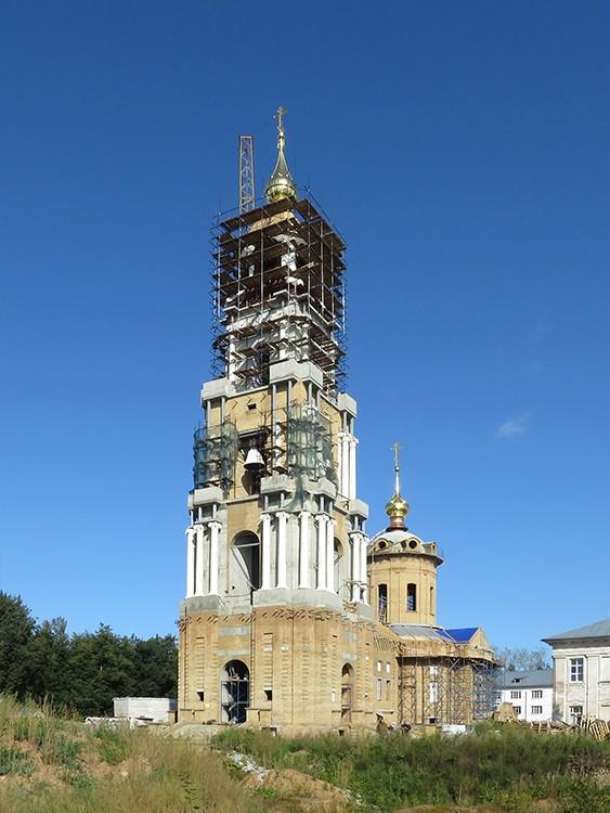 Костромская область, Кострома, город, Кострома. Собор Богоявления Господня в Кремле (новый), фотография. фасады