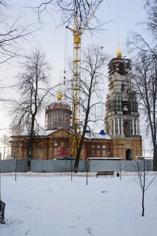 Костромская область, Кострома, город, Кострома. Собор Богоявления Господня в Кремле (новый), фотография. художественные фотографии