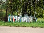 Часовенный столб - Бурды - Тукаевский район - Республика Татарстан