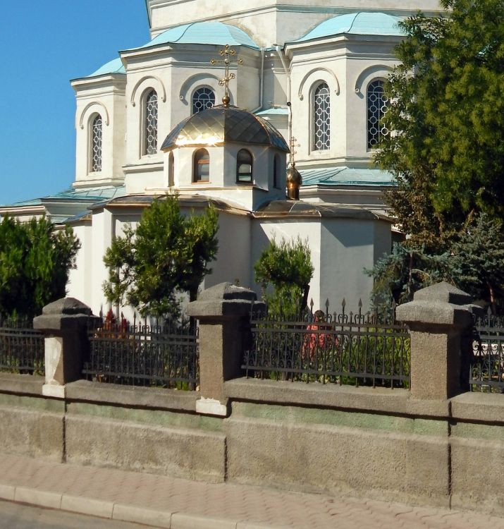 Республика Крым, Евпатория, город, Евпатория. Храм-часовня иконы Божией Матери