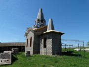 Церковь Петра и Февронии - Аксёново - Альшеевский район - Республика Башкортостан