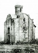Церковь Лазаря Четверодневного бывшего Лазарева монастыря - Великий Новгород - Великий Новгород, город - Новгородская область