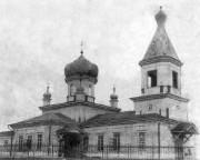 Церковь Спаса Нерукотворного Образа - Терновая - Миллеровский район - Ростовская область