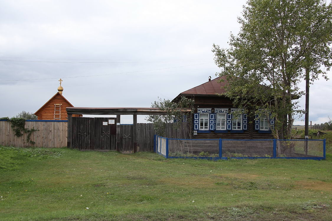 Неизвестная часовня при Центре русской старообрядческой культуры