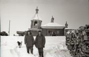Неизвестная церковь - Верхняя Кежма (Мозговая) - Кежемский район - Красноярский край