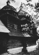 Церковь Николая Чудотворца - Сапогов - Борщевский район - Украина, Тернопольская область