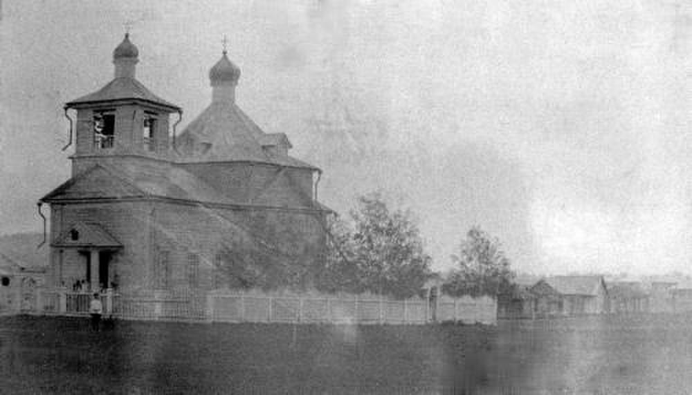 Церковь Николая Чудотворца (старая), Катарколь