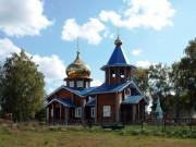 Церковь Сергия Радонежского (новая) - Большое Подберезье - Кайбицкий район - Республика Татарстан