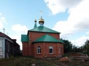 Церковь Троицы Живоначальной (новая) - Большое Тябердино - Кайбицкий район - Республика Татарстан