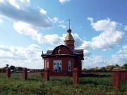 Церковь Казанской иконы Божией Матери - Бюрганы - Буинский район - Республика Татарстан