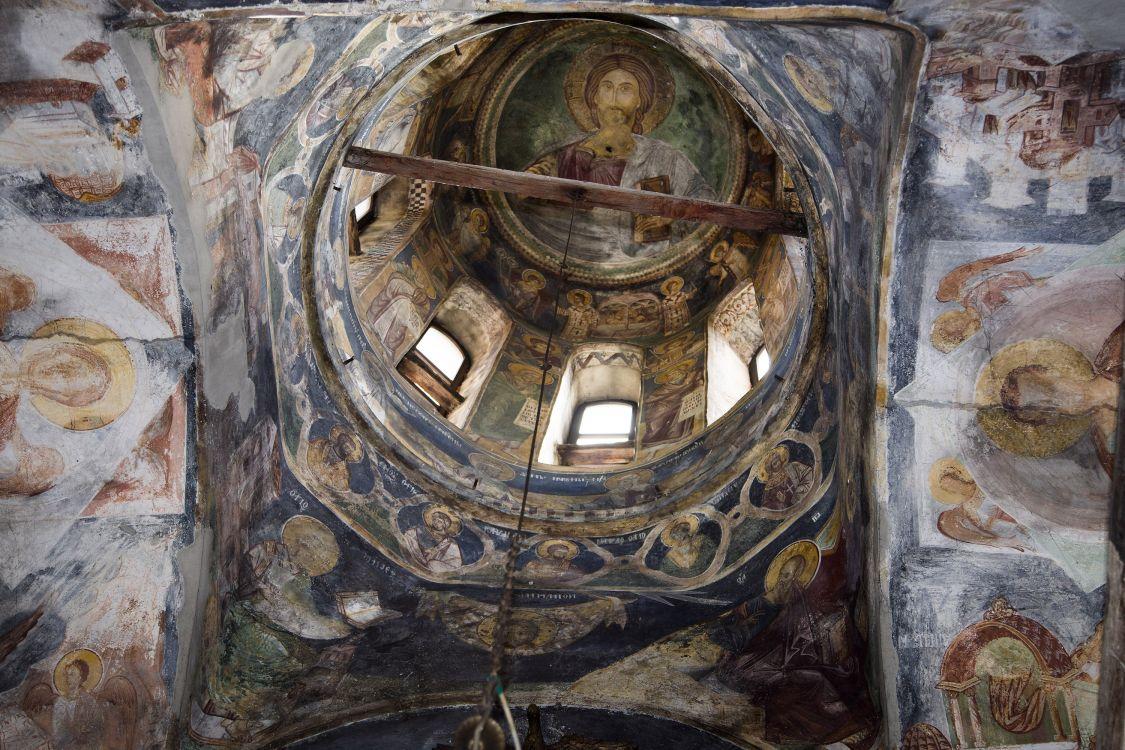 Монастырь Михаила и Гавриила Архангелов, Кучевиште