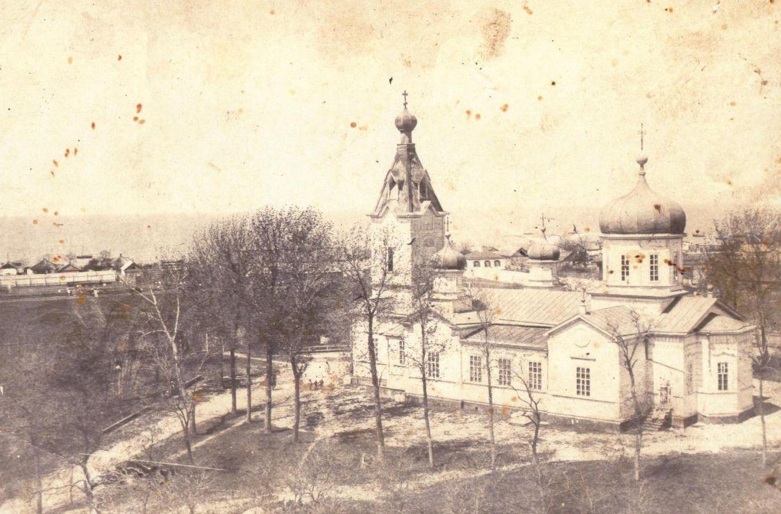 Церковь Троицы Живоначальной, Тимашёвск