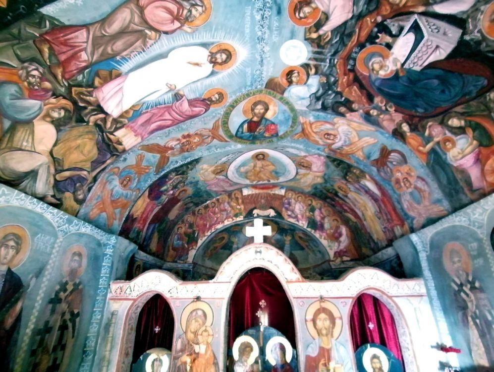 Женский монастырь Спиридона Тримифунтского, Оградженица (Светог-Спиридон)