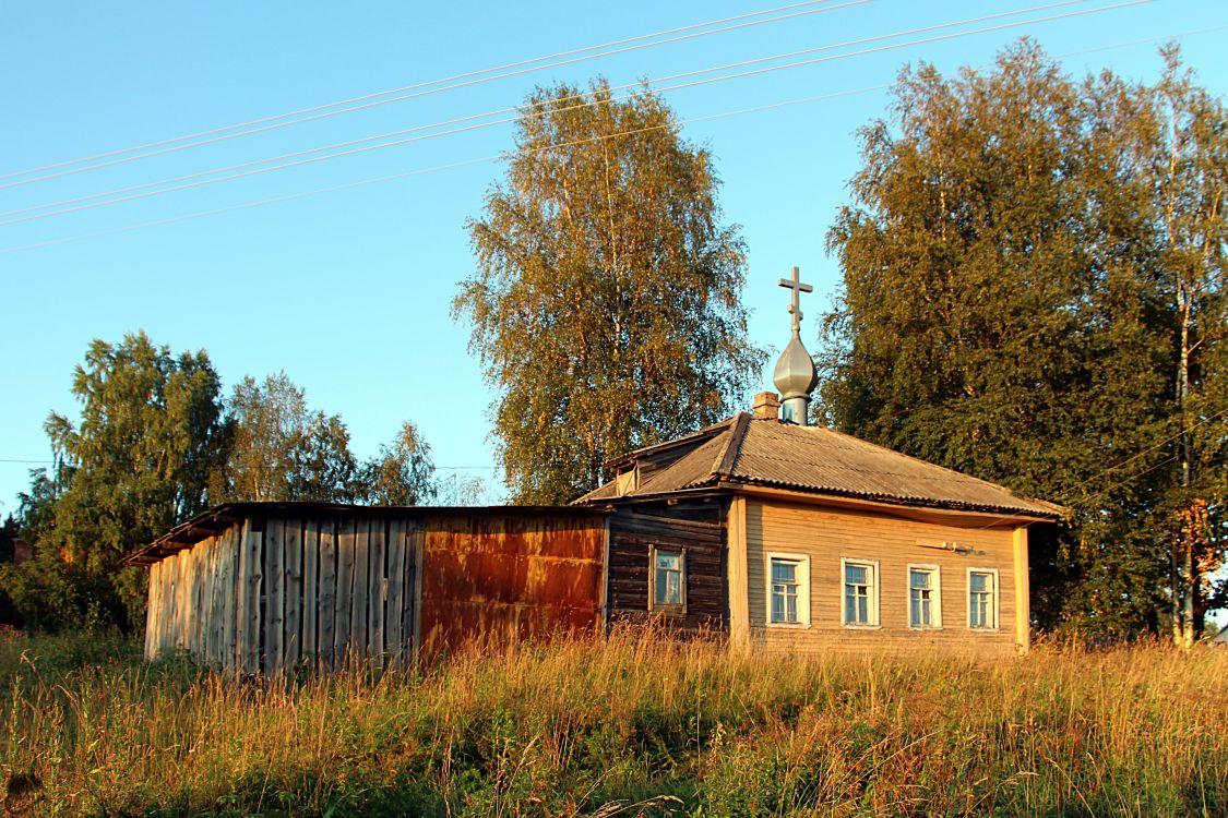 Неизвестная часовня, Михайловское